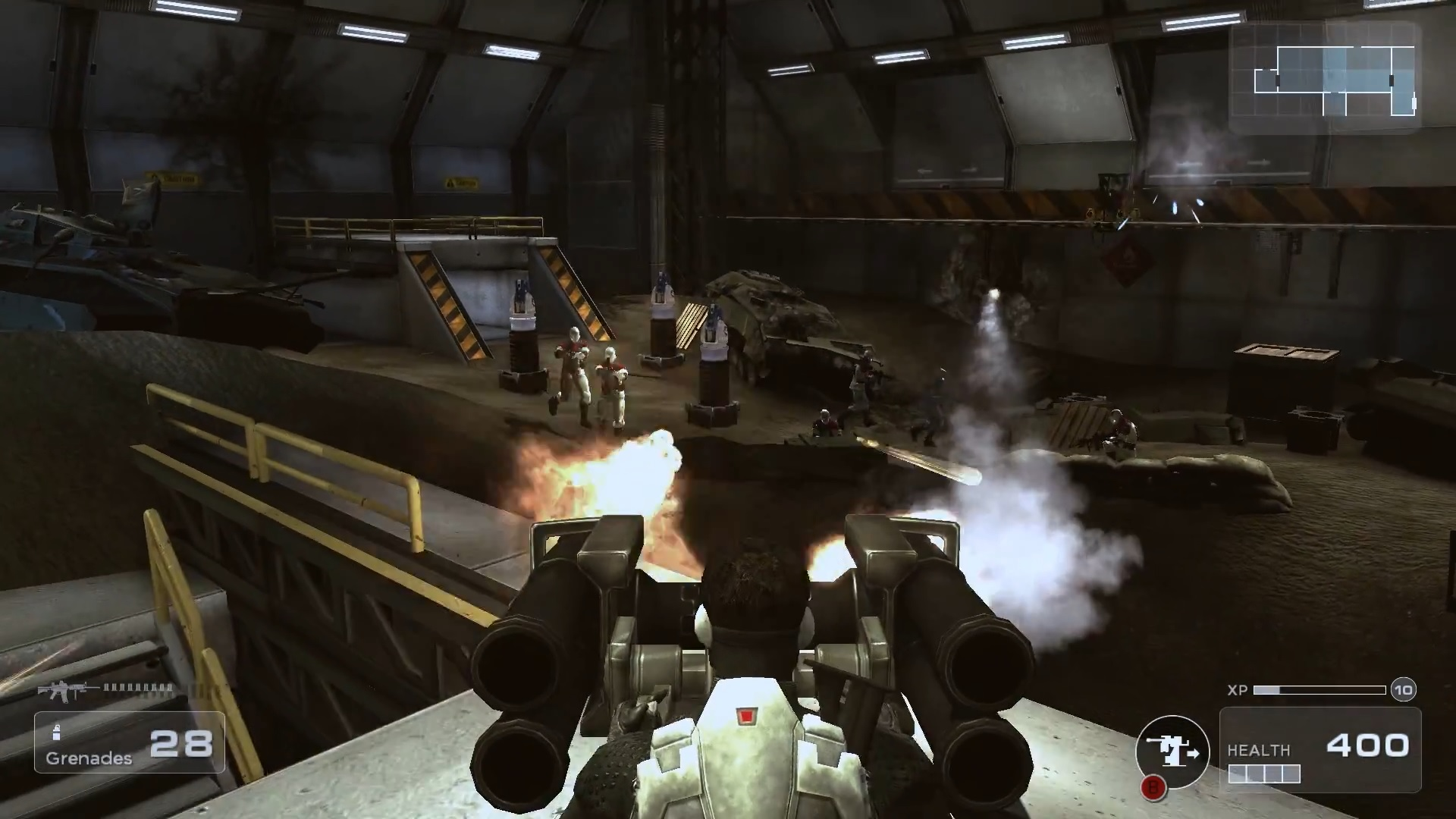 Shadow Complex Remastered FREE for PC during Holidays arriving in 2016 for Xbox One PS4