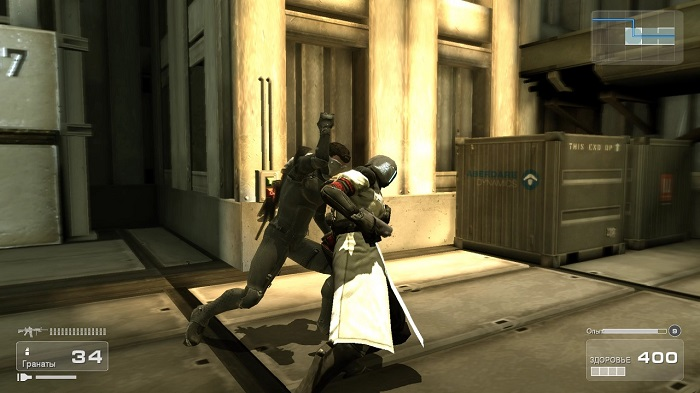 Shadow Complex Remastered 1