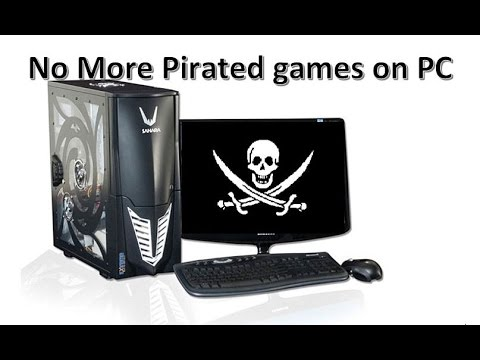 no more pirated games