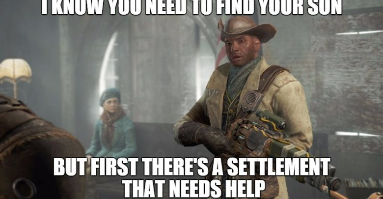 Fallout 4 - another Settlement needs our help.jpg