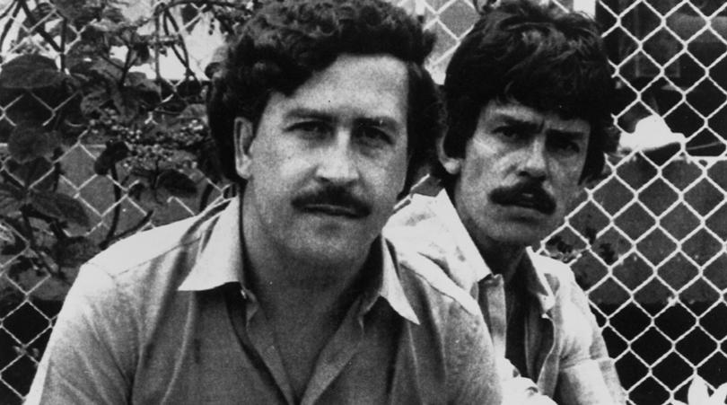 pablo escobar football