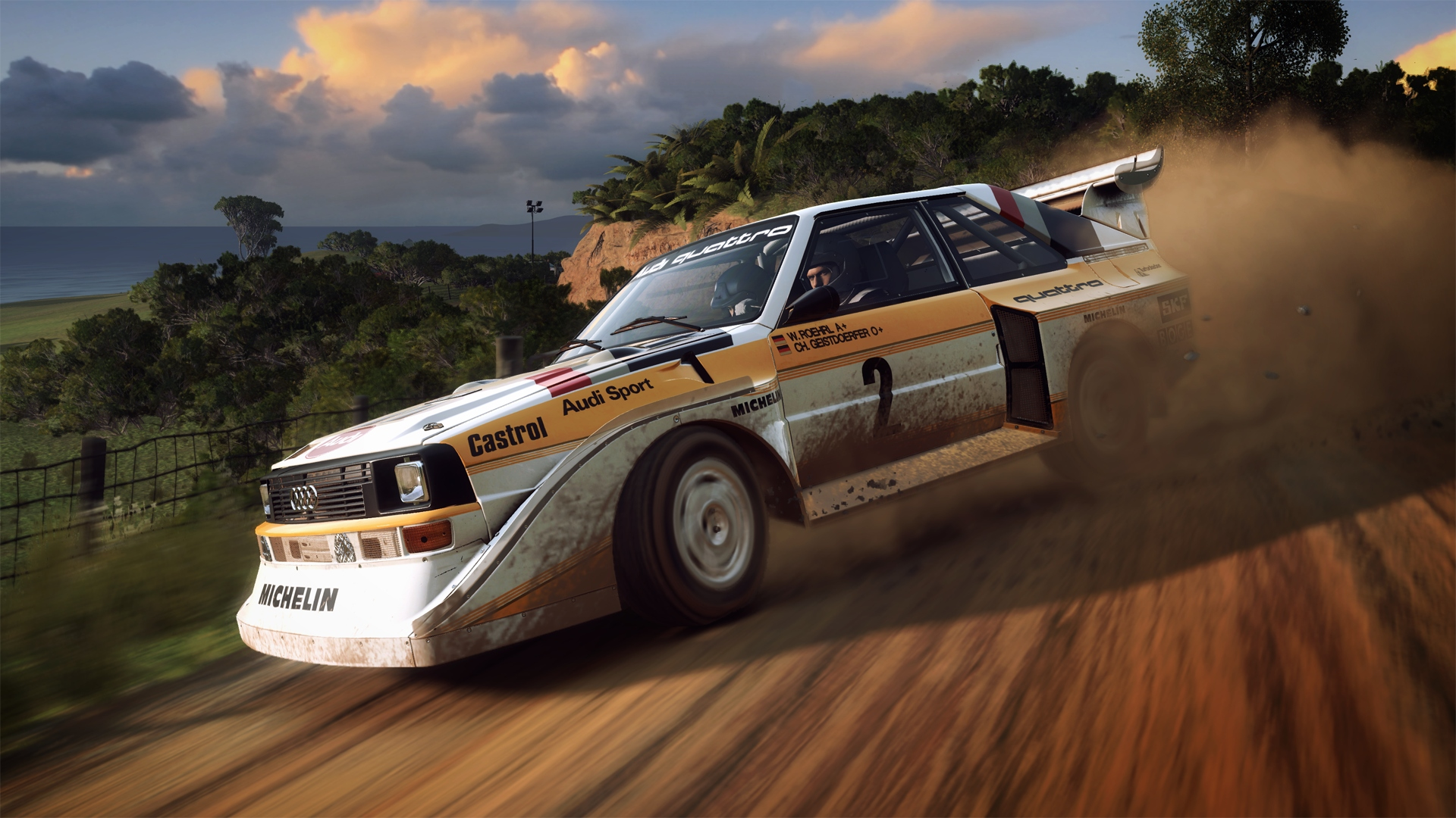 DiRT Rally 2.0 Preview 03 Taking the Corner
