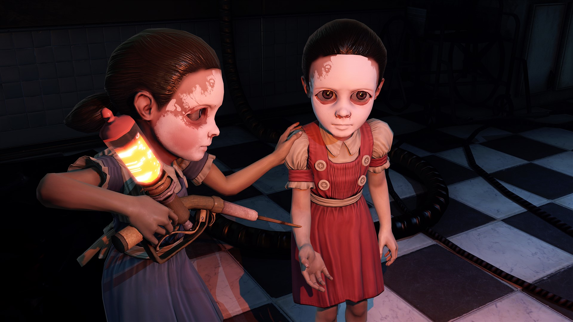Bioshock little sister nude