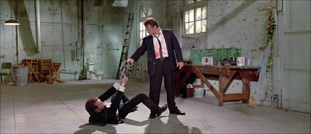 Reservoir Dogs Tarantino