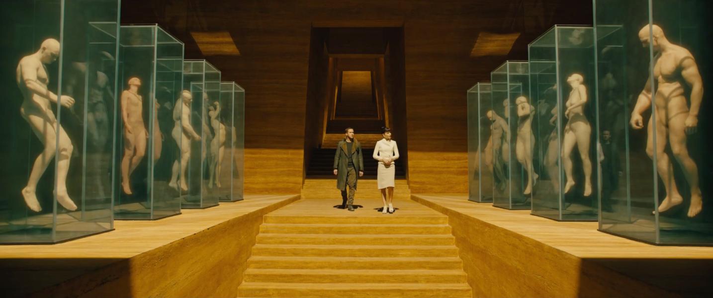 Blade Runner 2049 trailer human chambers