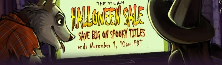 Halloween Sale Steam PC