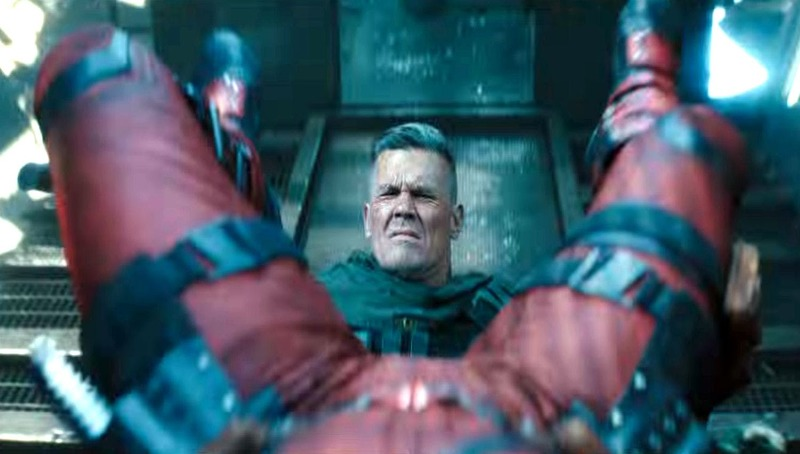 Deadpool 2 Deadpool and Cable