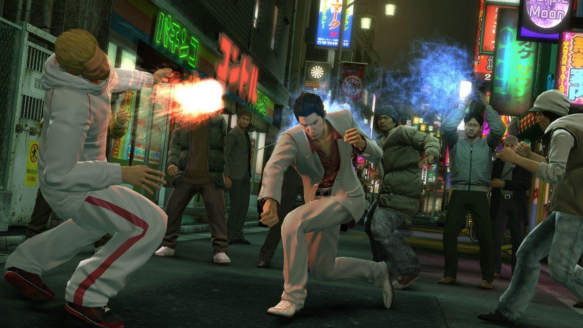 yakuza kiwami review 1.0