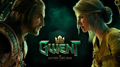 Gwent Witcher Card Game